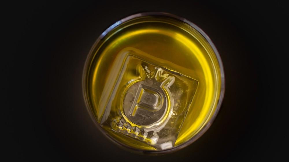 Gold Negroni